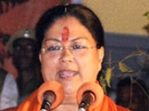 Raje ropes in top industrialists and bankers to develop Rajasthan, meets Tata Group chief too