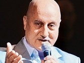 Anupam Kher conducts film workshop at IIFA