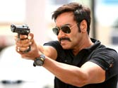 Ajay Devgn is working the night shift for Singham 2