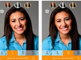 New app SkinneePix latest sensation, makes faces look slimmer on selfies
