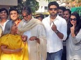 Is Bachchan bahu going to be mommy again?