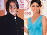 Big B, Shilpa Shetty pitch in to change million lives in rural India