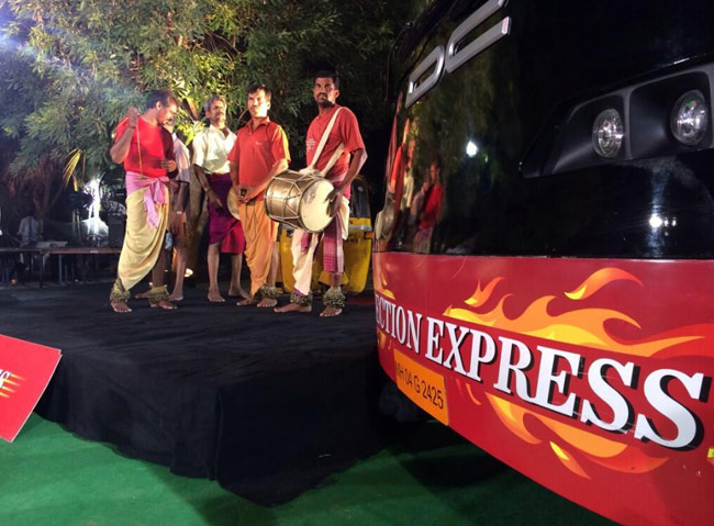 Election Express in Hyderabad