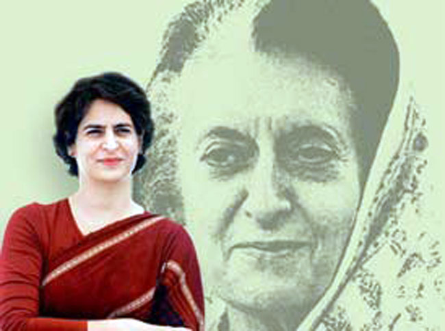 Letter from Indira