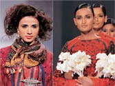 WIFW 2014: Heritage heiresses