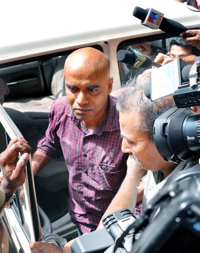 Prime accused Dharmarajan