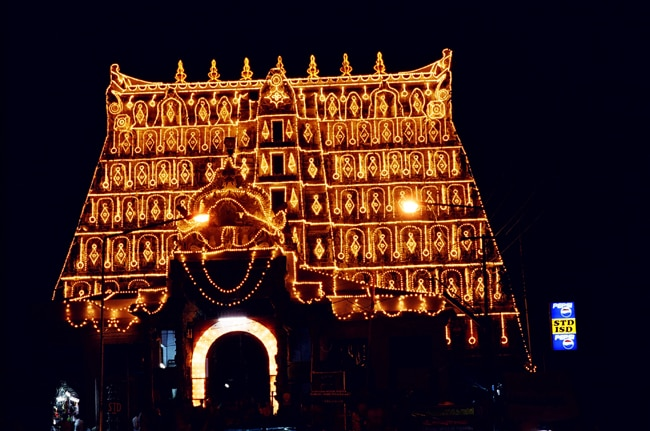 Is Sree Padmanabhaswamy Temple gold getting pilfered?
