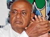 Former PM Deve Gowda faces tough battle in Hassan