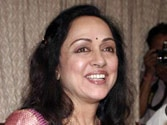 Hema Malini booked for election meeting at school