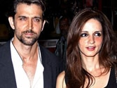 Hrithik Roshan and Sussanne reunite!