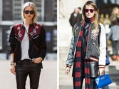 Trend alert: Look chic with bomber jacket