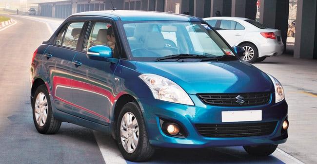 Maruti Suzuki to recall about 1 lakh units of Swift Dzire - Business