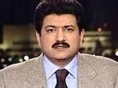 Pakistani TV journalist Hamid Mir shot at in Karachi, out of danger