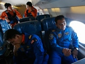 Cyclone pauses search operations for missing MH370