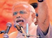 Robert Vadra a 'baazigar' who grabbed Haryana farmers' land, says Narendra Modi