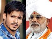 Vivek Oberoi supports Narendra Modi, calls him karma yogi