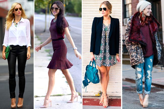 Nude heels a fashion must-have for every woman