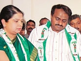 Wives of politicians double up as strategists this poll
