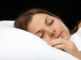 Good night's sleep must for fresh looking face