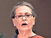 TRS played opportunistic politics over formation of Telangana, says Sonia Gandhi