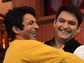 Sunil Grover welcome on my show: Kapil Sharma