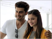Arjun Kapoor still hasn't read 2 States