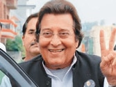 Vinod Khanna dons his Jabbar avatar to woo voters in Gurdaspur