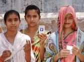 58 per cent polling recorded in seven seats in Bihar