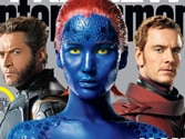 Jennifer Lawrence goes almost nude for X Men film