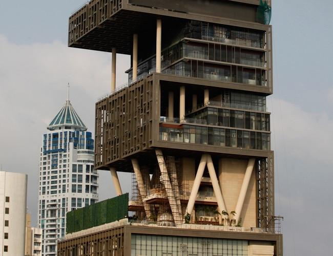 Ambanis Mumbai Residence Most Expensive Billionaire Home