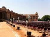 Roads leading to Rashtrapati Bhawan to be closed from 2PM to 8PM