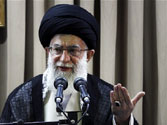 "Iran's Supreme Leader Ayatollah Ali Khamenei slams West's ""stupid"" missile stance before talks"