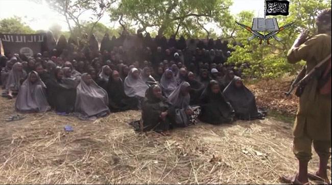 Nigeria's Boko Haram terrorist network. (AP Photo)