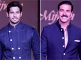 Akshay Kumar and Sidharth Malhotra to act together in Warrior