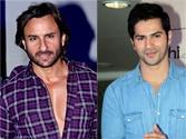 Saif Ali Khan, Varun Dhawan to star in KJo's next?