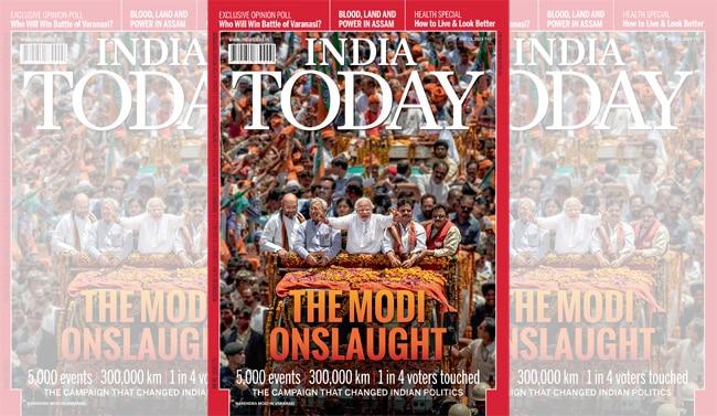 The Modi Onslaught