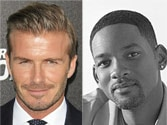 Will Smith plans a TV show with David Beckham