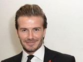 David Beckham lends helping hand to sons for photoshoots