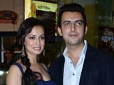 Dia Mirza and Sahil Sangha get engaged in New York