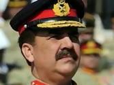 "Pakistan Army chief Gen Raheel Sharif calls Kashmir country's ""jugular vein"""