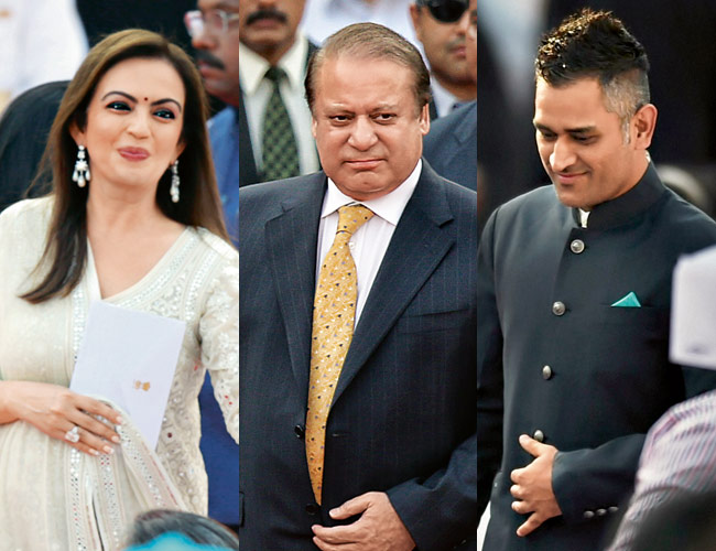 Prime Minister's swearing-in ceremony