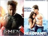 Box-office report card: Tiger's Heropanti ahead of Hugh's X-Men