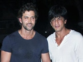 When Hrithik asked for a cigarette from Shah Rukh