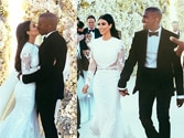 Meet Kim Kardashian West as she changes her last name