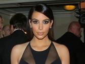 Has Balmain designed Kim Kardashian's wedding dress?