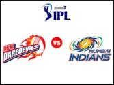 IPL 7, MI vs DD: Mumbai Indians vs Delhi Daredevils, Match 51