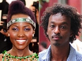 Lupita Nyong'o, boyfriend K'naan get cosy on dinner date