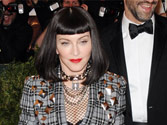 Madonna celebrates Mother's Day by posting a naked selfie