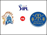 IPL 2014, CSK vs RR: Chennai Super Kings vs Rajasthan Royals