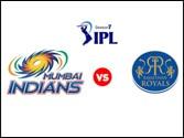 IPL 7, RR vs MI: Rajasthan Royals vs Mumbai Indians